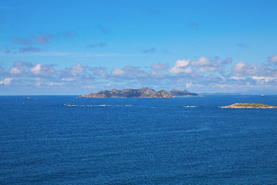 Le parc national des Îles atlantiques de Galice , Espagne