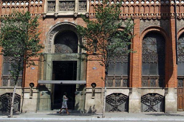 Fondation Antoni Tàpies , Espagne