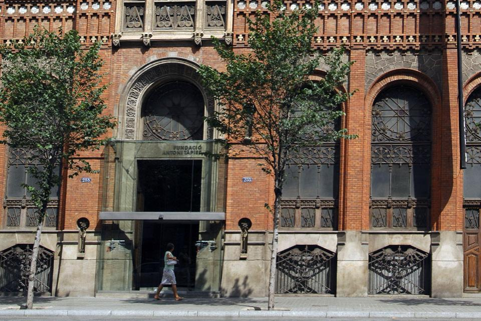The Antoni Tàpies Foundation , Spain