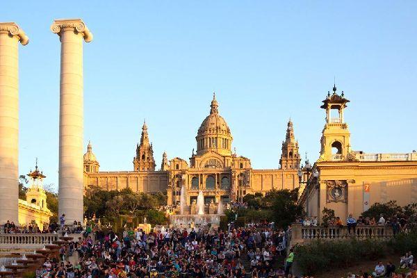 Museo Nacional de Arte de Cataluña , España
