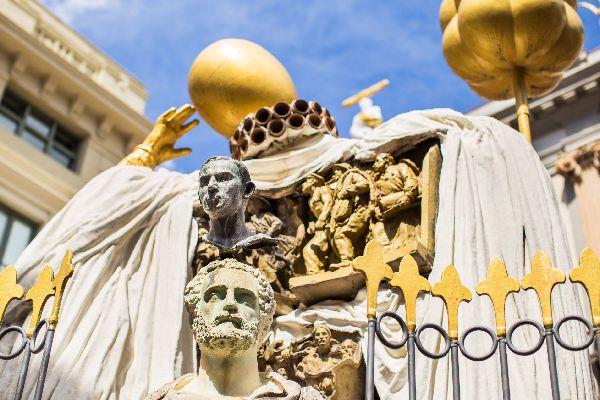 Musée Dalí , De nombreux chef-d'oeuvres , Espagne