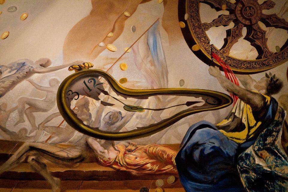 Das Dalí-Museum , Der Surrealismus in seiner ganzen Pracht , Spanien