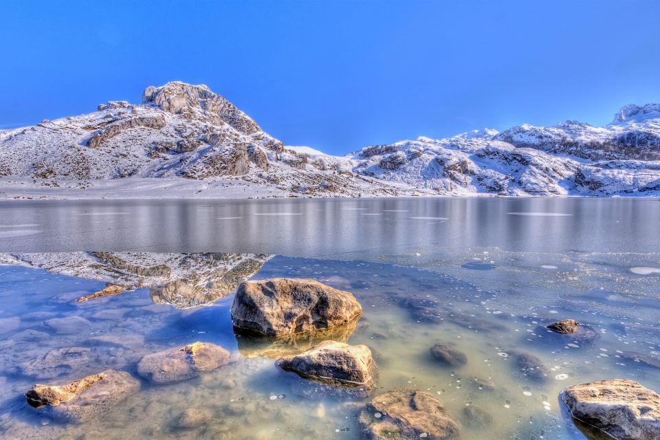 Construcciones ingeniosas, Hórreos asturianos, Los paisajes, Asturias