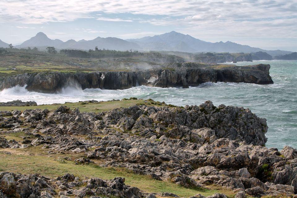 Playas grandes, Playas de Colunga, Las costas, Asturias