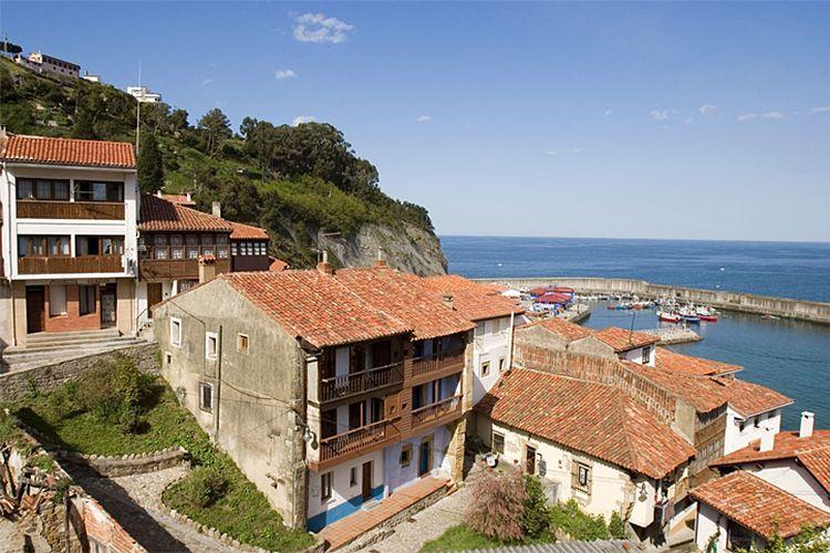 , Playas de Colunga, Las costas, Asturias