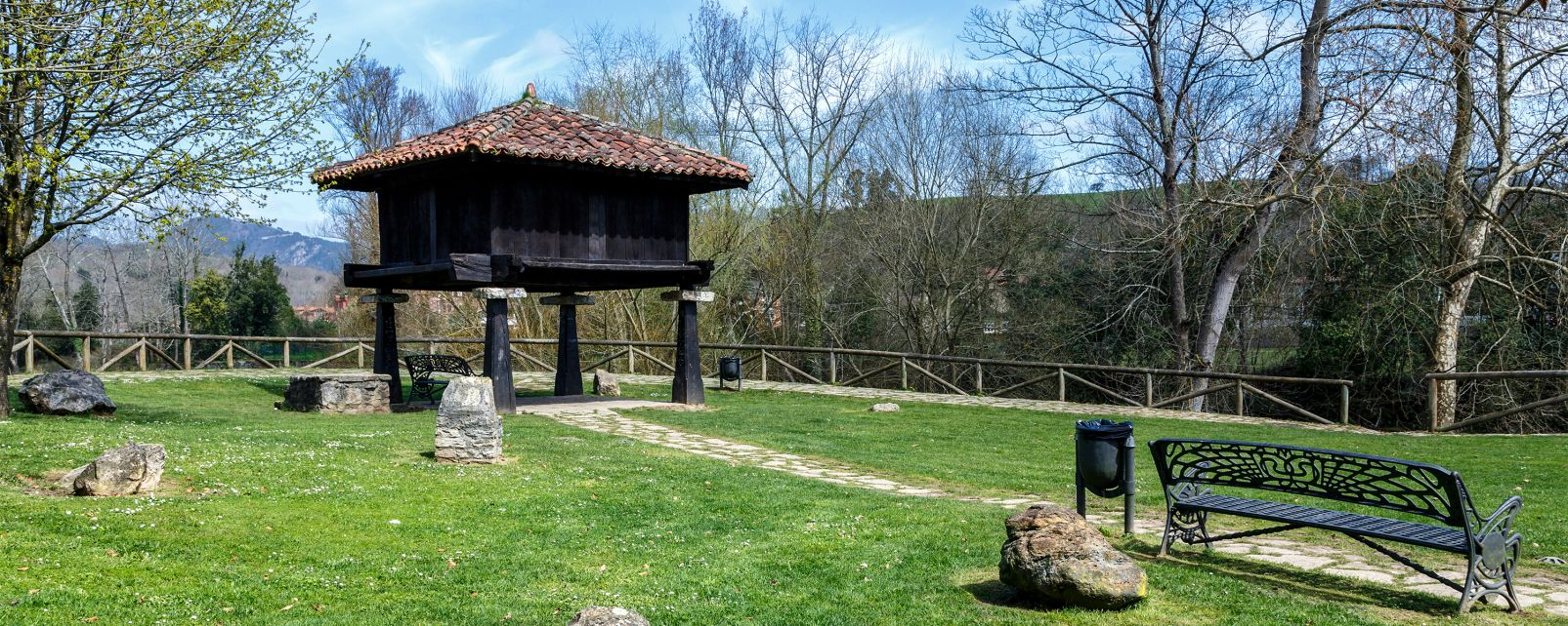 Les arts et la culture, horreo, grenier, asturies, agriculture, espagne, europe, tradition