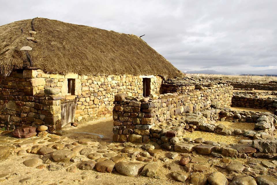 The Celts , Spain