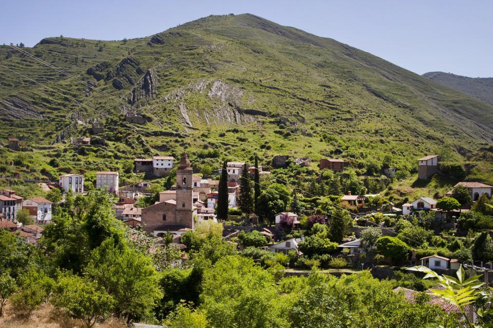 Los Cameros, valles y montes , España