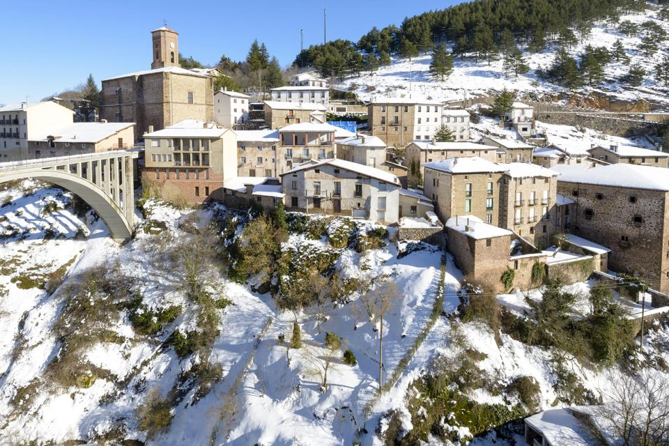 Los Cameros, valli e montagne , Spagna