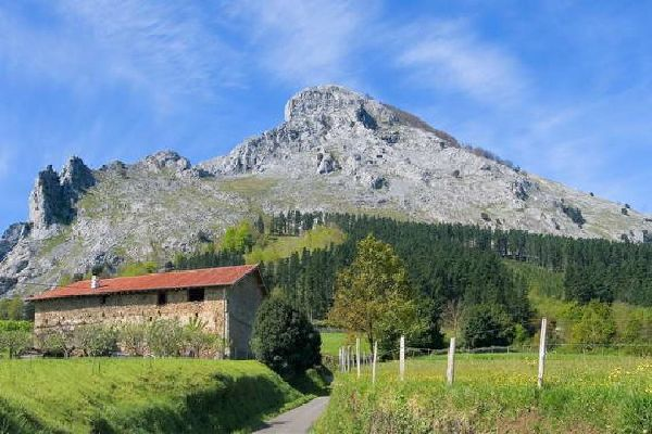 Les vallées du Pays basque espagnol , Espagne