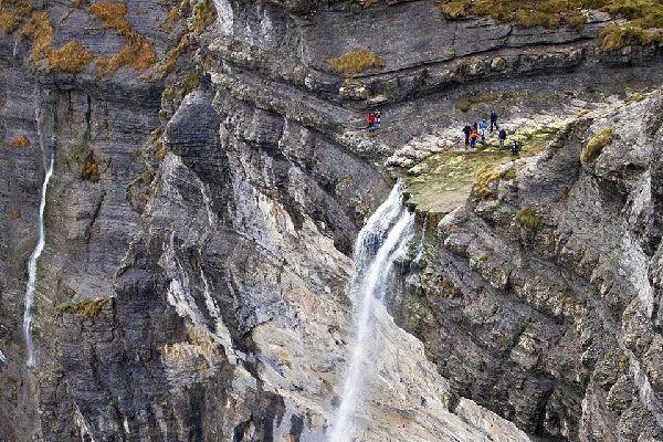 Les montagnes du Pays basque , Espagne