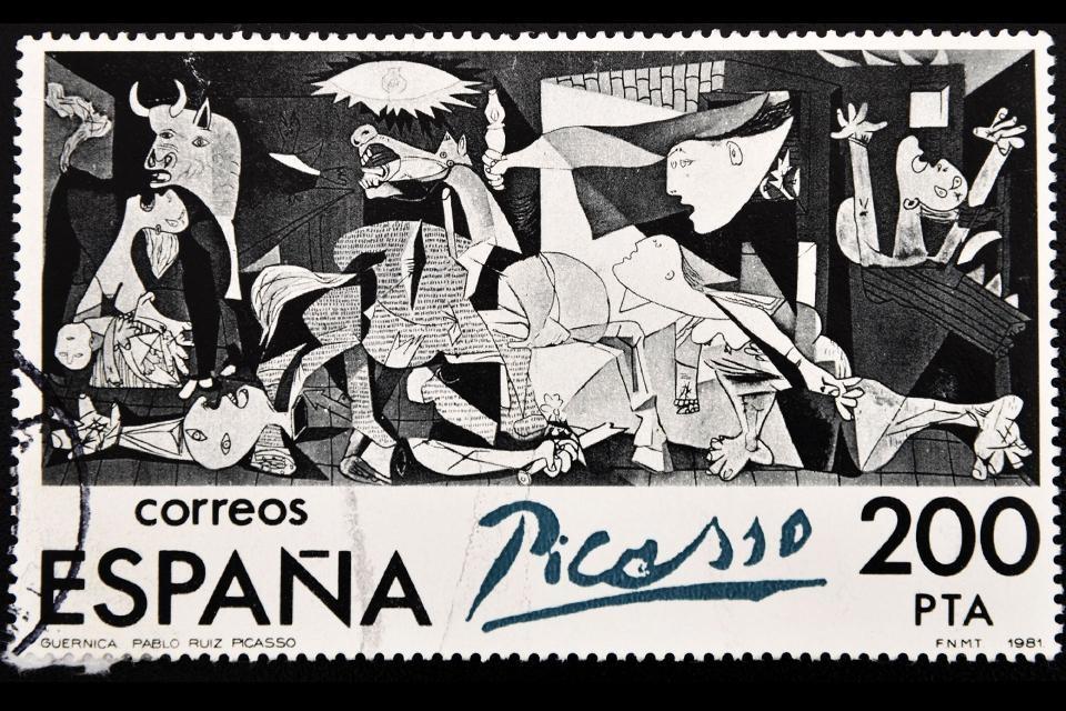 Les arts et la culture, Espagne, Guernica, pays basque, basque, peinture, picasso, art