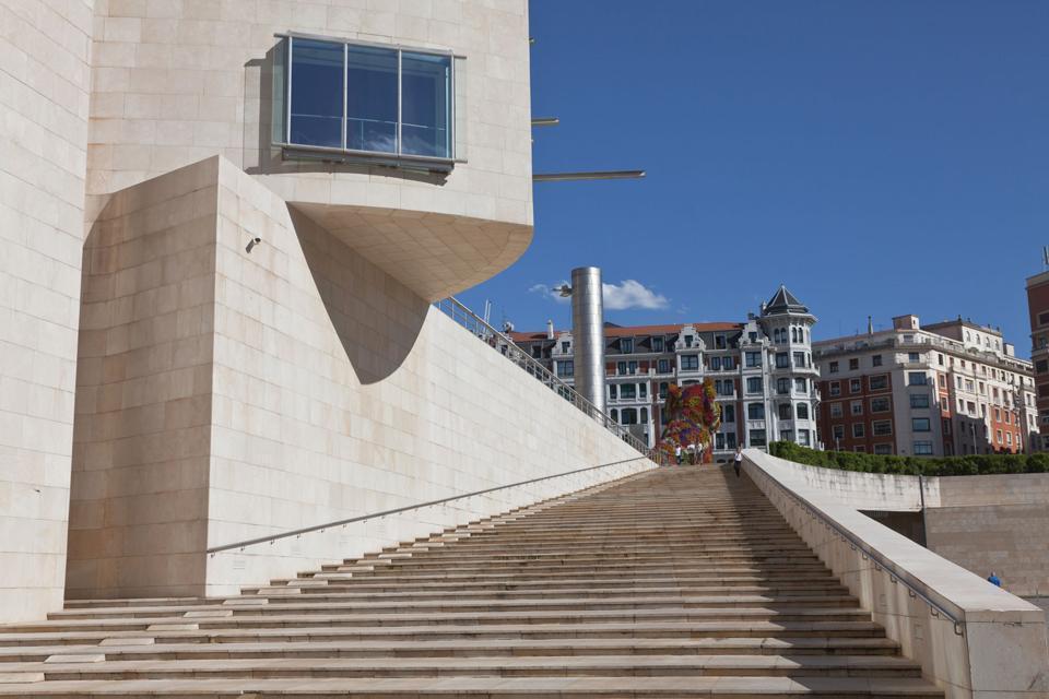 Guggenheim Museum Bilbao , Spain