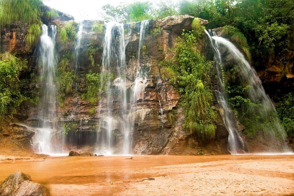 Le parc amazonien de Kempff , Le Parc Kempff , Bolivie