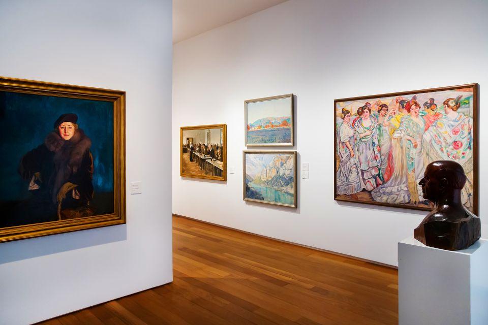 Musée San Telmo, Les arts et la culture, Pays basque