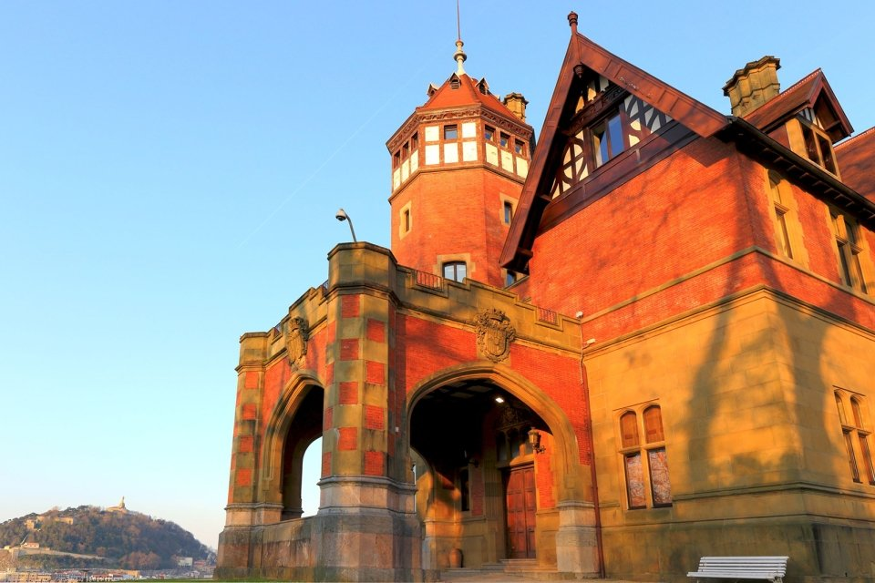 Palais de Miramar, Les arts et la culture, Pays basque