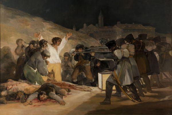 Entrada del museo, Museo del Prado, Arte y cultura, Madrid, Comunidad de Madrid