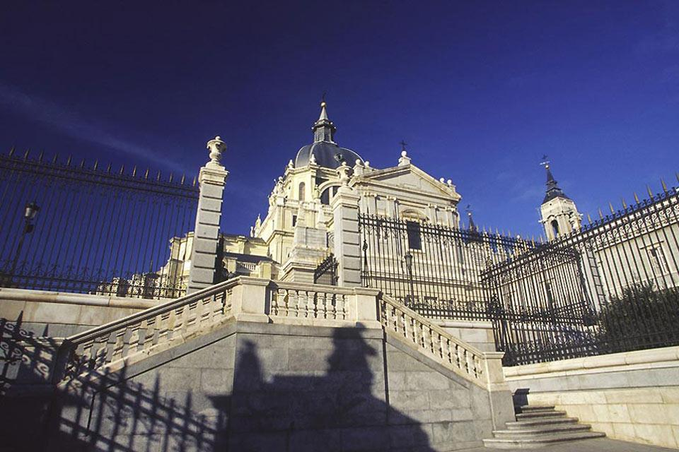 Almudena Cathedral , Spain