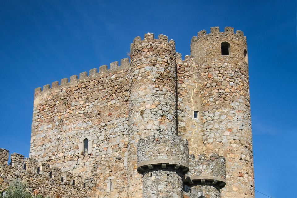 Coracera castle, Monuments, San Martín de Valdeiglesias, Community of Madrid