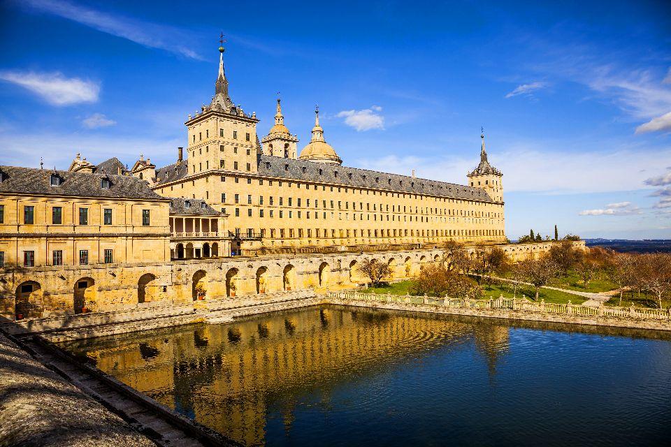 El monasterio de El Escorial , Arquitectura herreriana , España