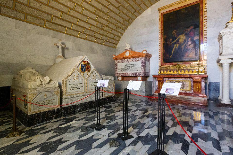 El monasterio de El Escorial , La estructura del monasterio , España