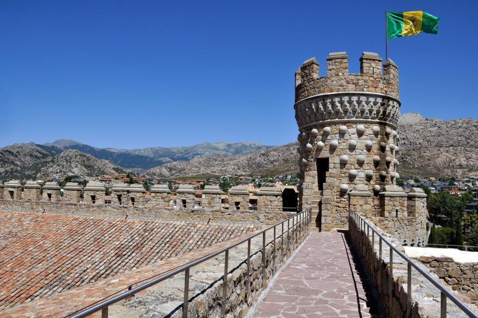 Monte El Pardo , España