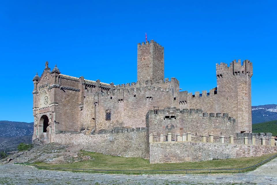 Castillo de Javier , España