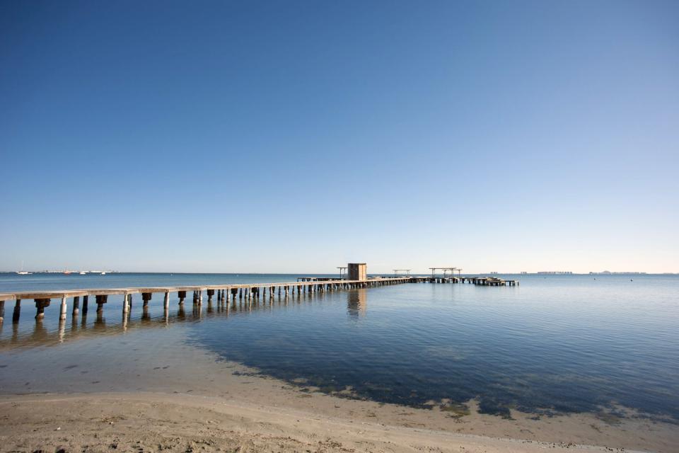 El Mar Menor , España