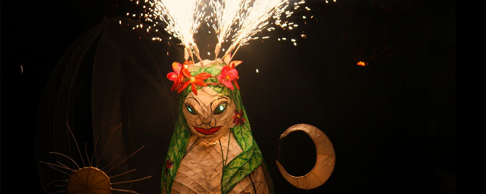 The Pachamama festival , Bolivia