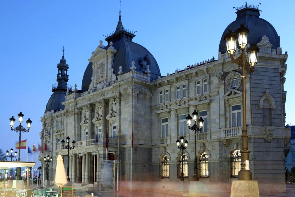 Ayuntamiento de Cartagena , España