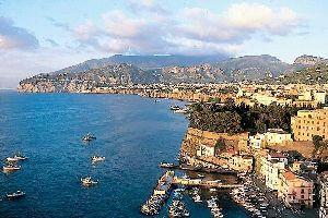La Península de Sorrento , La península de Sorrento , Italia