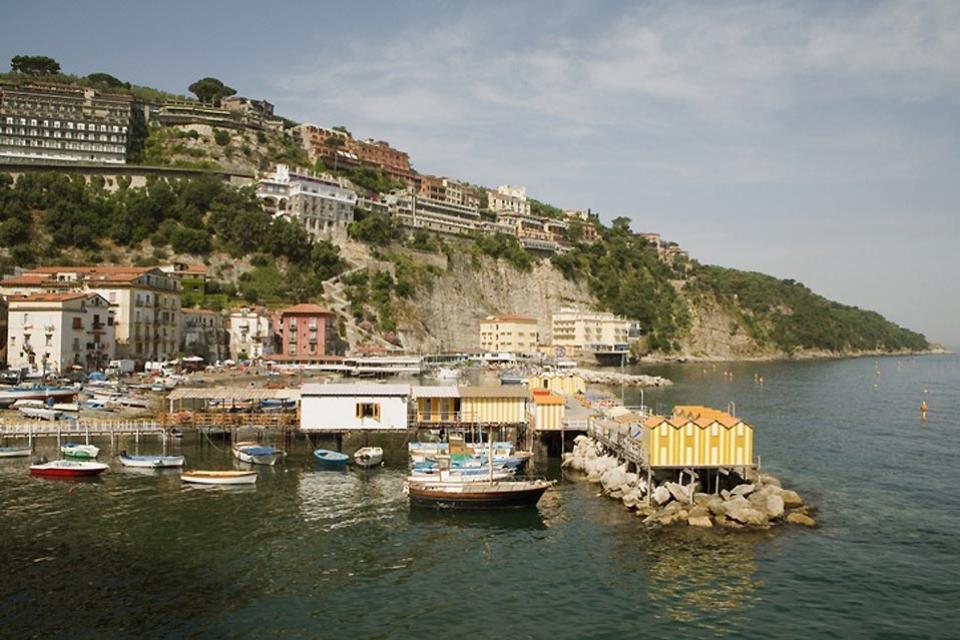 La Península de Sorrento , Italia
