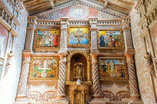 La route du Baroque , La route du baroque , Bolivie