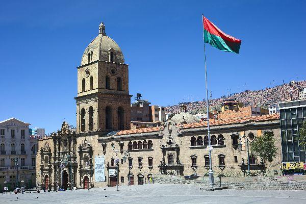 La route du Baroque , Pillages de guerre , Bolivie