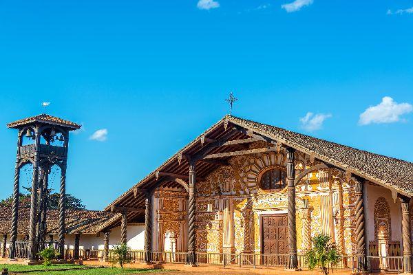 La route du Baroque , Bolivie