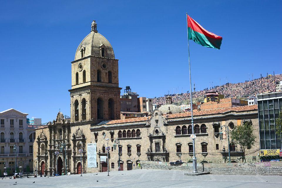 El recorrido del Barroco , Bolivia