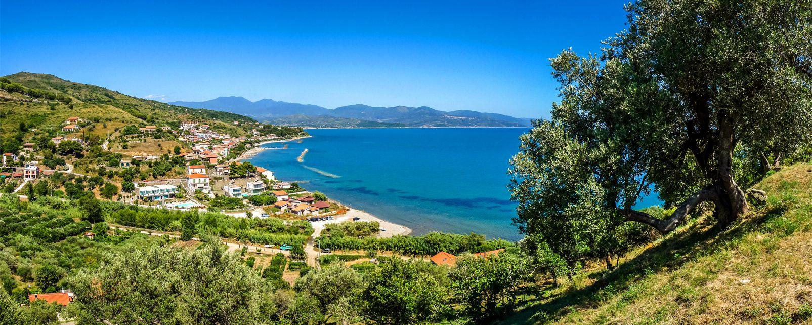 El Cilento , Playa de Cilento , Italia