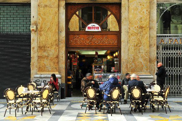 EL CAFÉ , El café , Italia