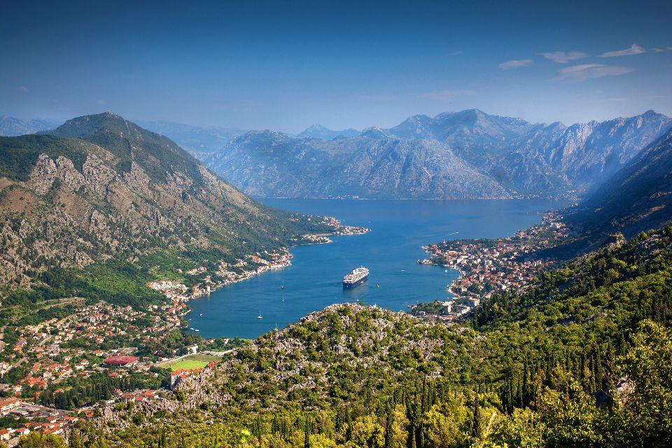 Parco Nazionale di Lovcen , Un panorama mozzafiato , Montenegro