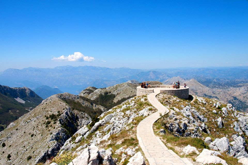 Parco Nazionale di Lovcen , Un luogo sacro , Montenegro