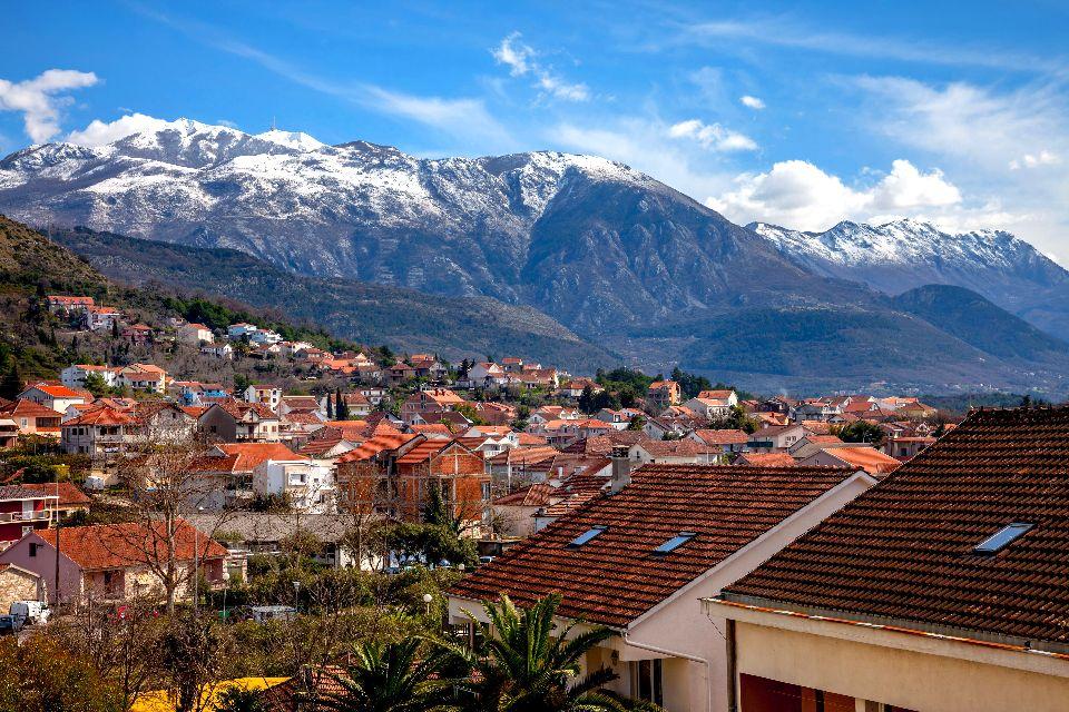 Parco Nazionale di Lovcen , Un paradiso per gli amanti delle passeggiate , Montenegro