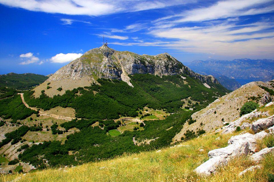 Parco Nazionale di Lovcen , Il Parco Nazionale di Lovcen , Montenegro