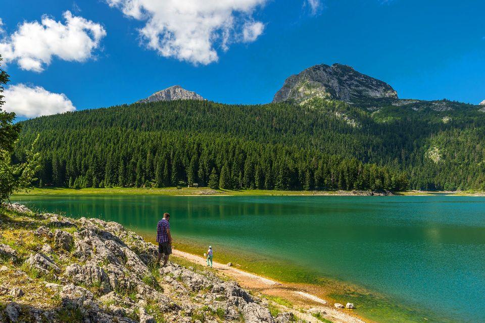 Durmitor National Park , Plenty of hiking trails , Montenegro