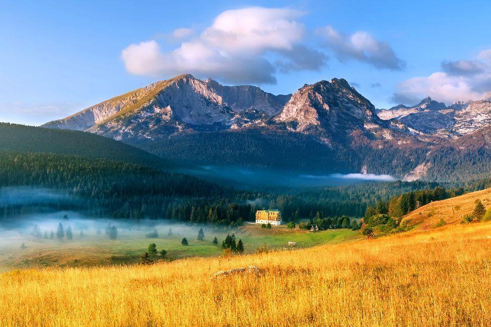Durmitor National Park , Montenegro