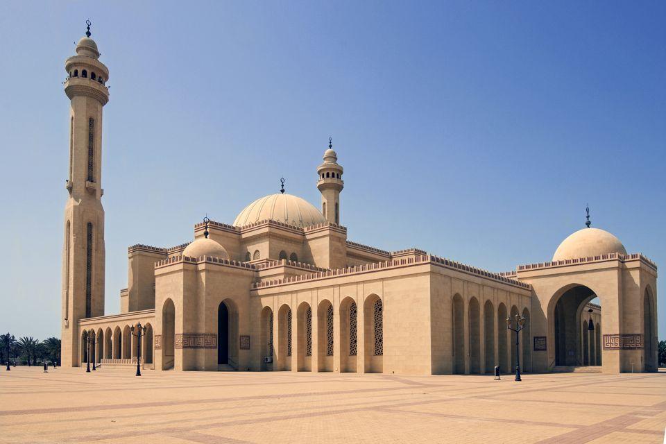 Die Moschee Al Fateh , Die Moschee Al Fateh-3 , Bahrain