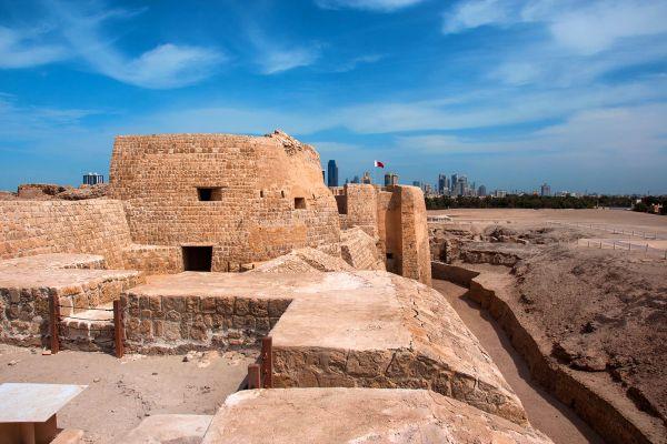 Bahrain Fort - Bahrain