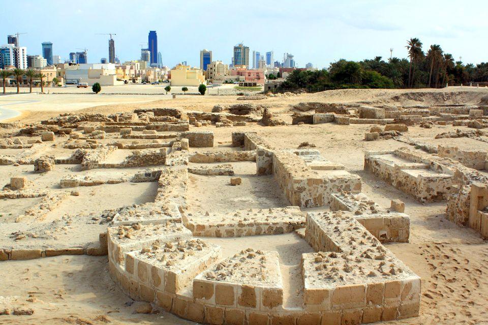 Le fort de Bahreïn , Bahreïn