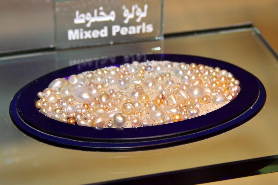 El monumento de la perla, Arte y cultura, Bahrein