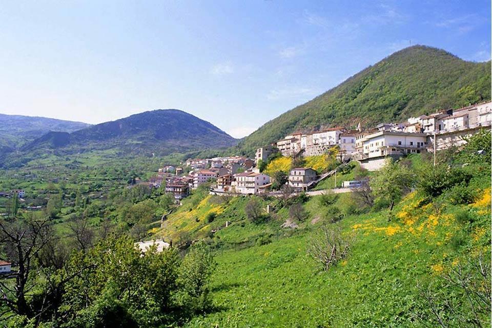 Pollino , Le Massif du Pollino , Italie