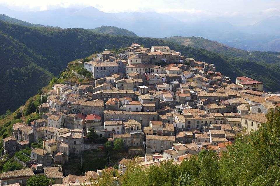 Pollino , Morano Calabro , Italie